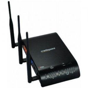 Cradlepoint MBR1400 Mission Critical WiFi Router