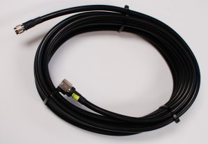 25 Ft LMR400 Extreme Low Loss Coax w/N connector
